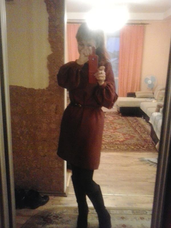 Просто платье от lamazi qali