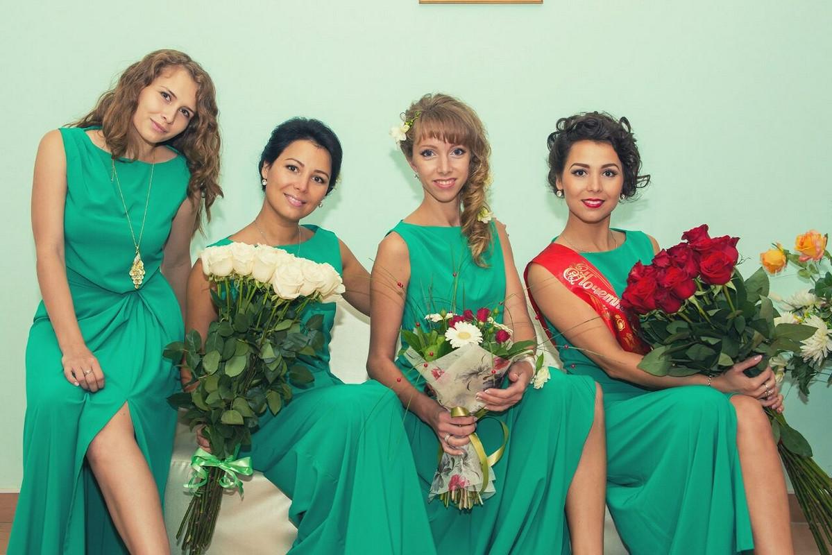 подружки невесты от slimka03