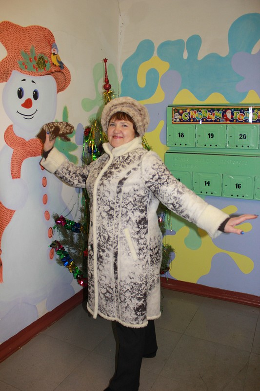 Мамочка Снегурочка от mamostina