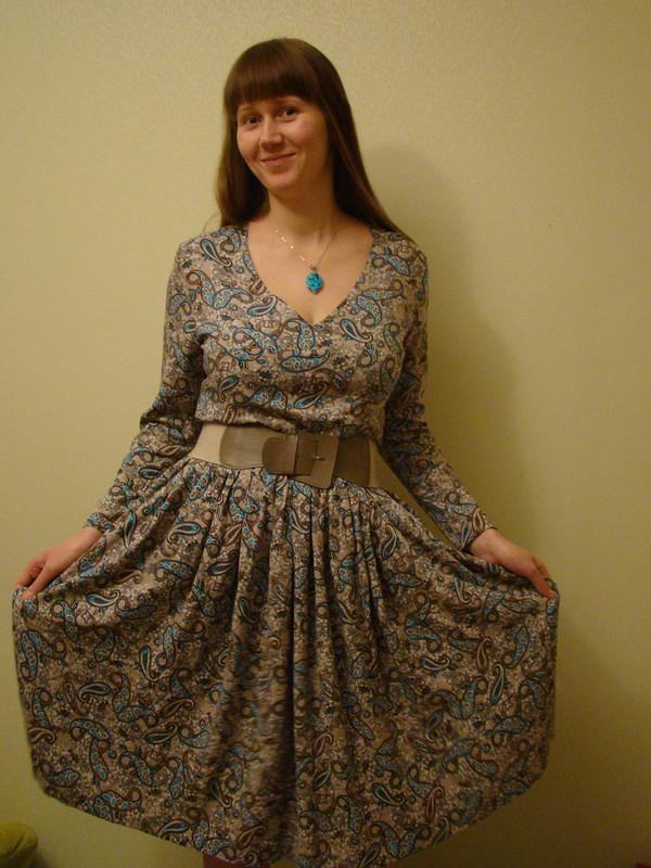 Моё первое платье
