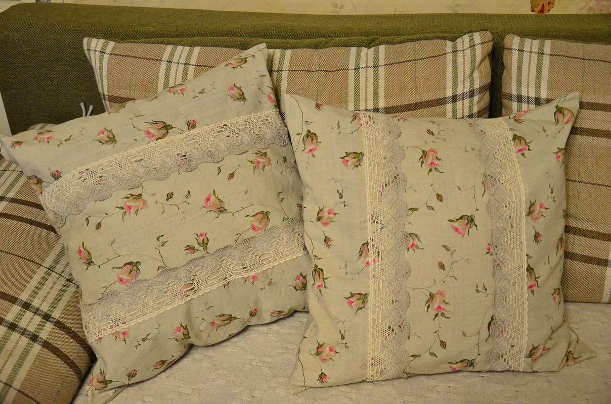 Две подушки от Vikulka75