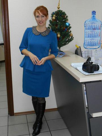 Платье наНовогодний корпоратив:) от Bondarina