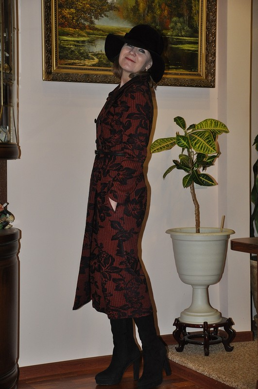 Пальто? Платье!!!