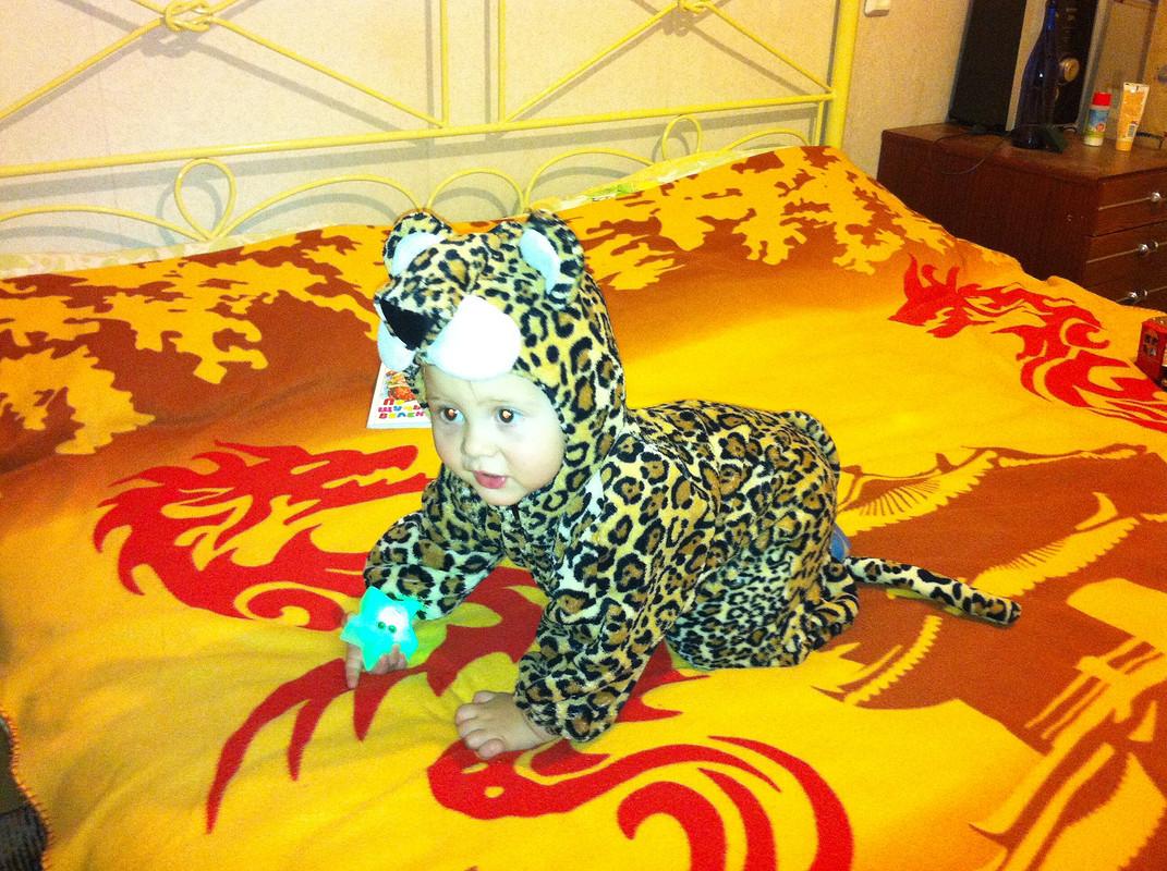 мой любимый леопард