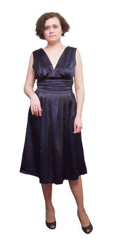 Платье «а-ля Мерлин Монро»