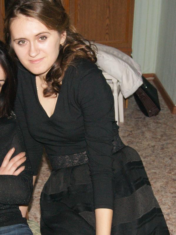Платье наодин вечер