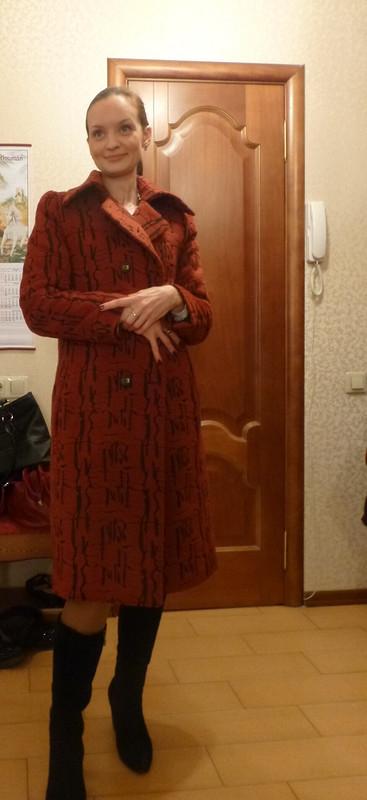 Пальто свалерианкой от seductoin