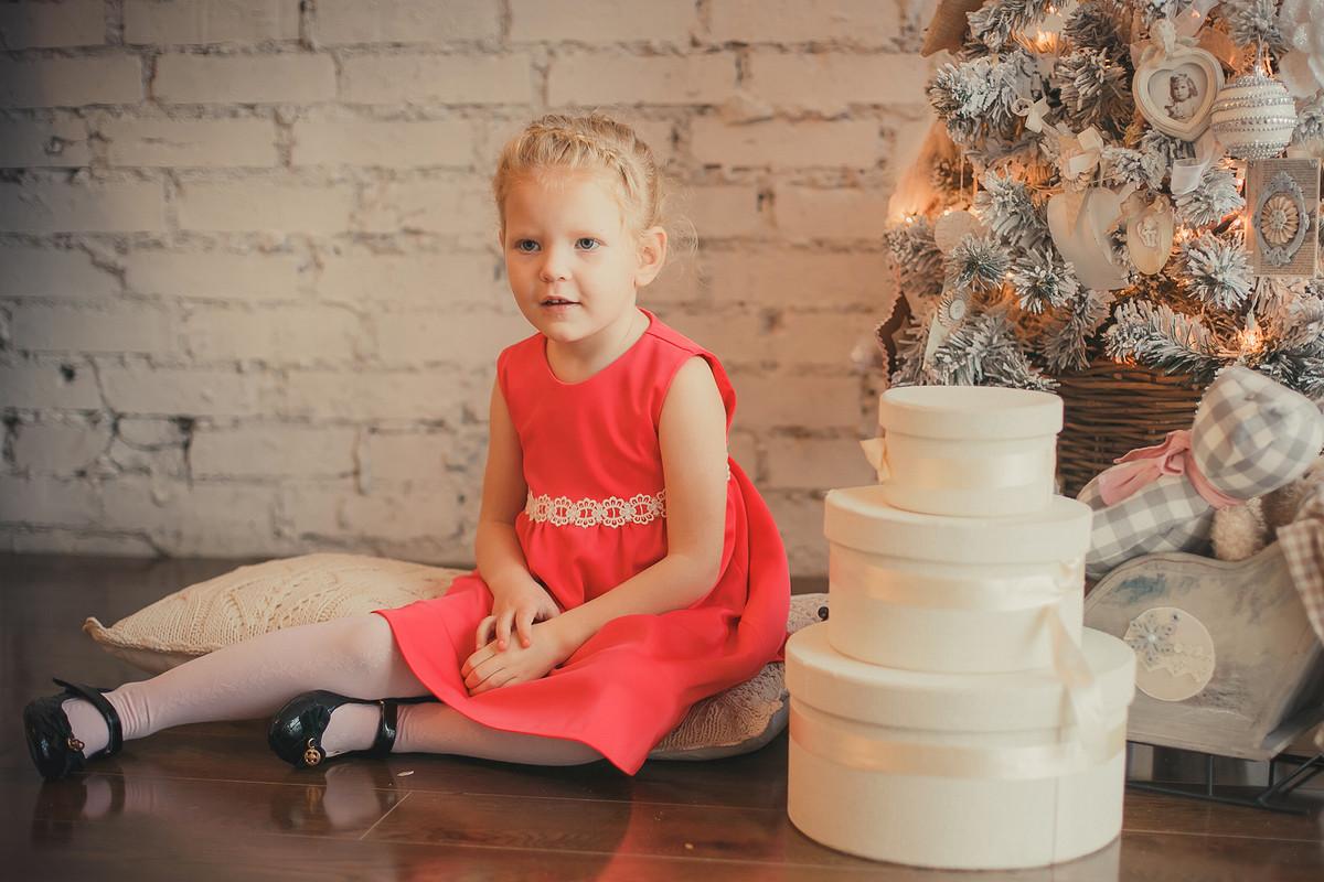 Платье-подарок 2 от натутонис