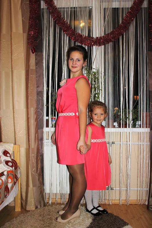 Платье-подарок от натутонис