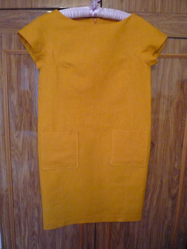 Платье-«мешок»