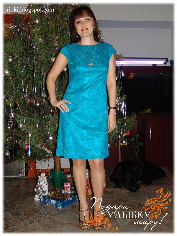 Платье длявстречи Нового года ине только