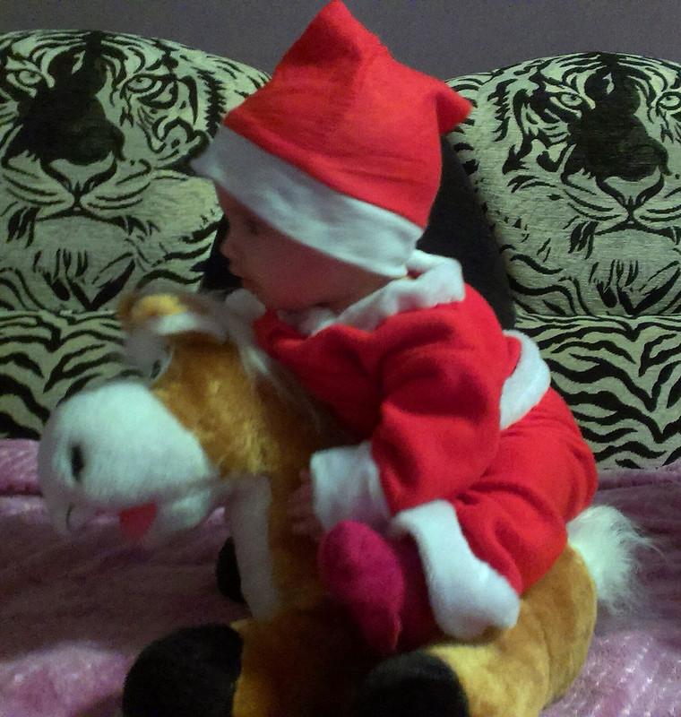 Этот Дед Мороз много счастья внаш дом принес!!! от Массик