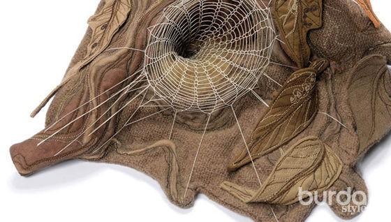 Текстильные скульптуры