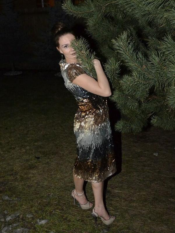 Пайетки отDolce & Gabbana от Sandra83