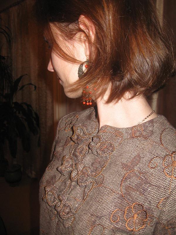 Мой первый «мешочек» от Мелания
