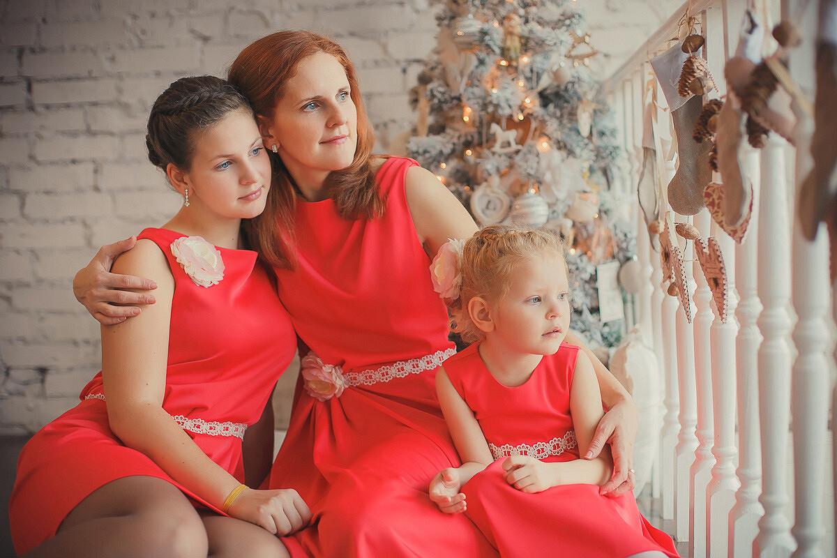 платье-подарок 3 от натутонис