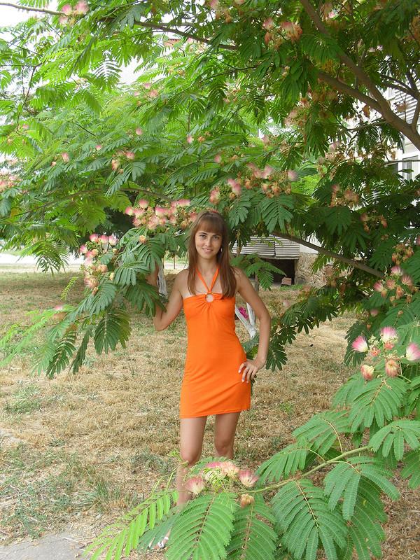 Оранжевое настроение от Ann-44