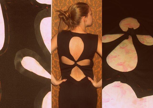 вечернее платье от Anyuta2393