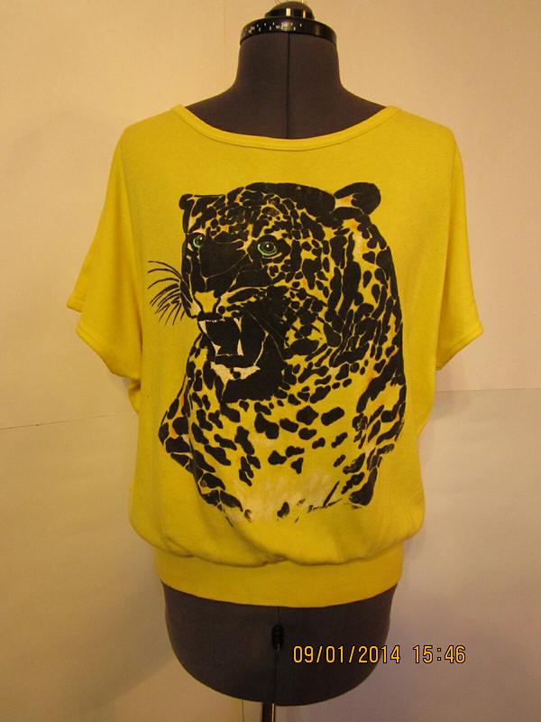Леопард натопе