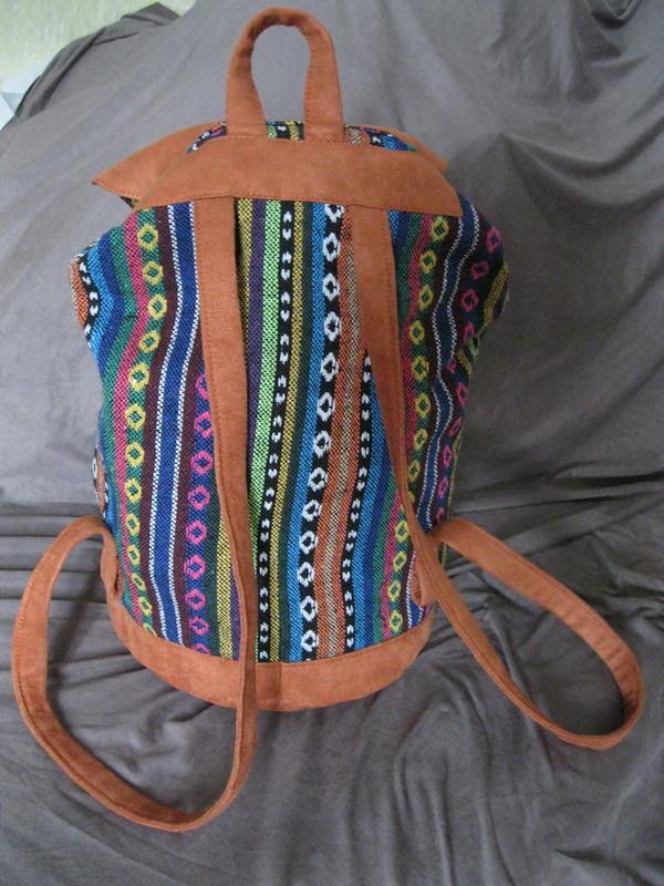 Рюкзачок вэтно стиле