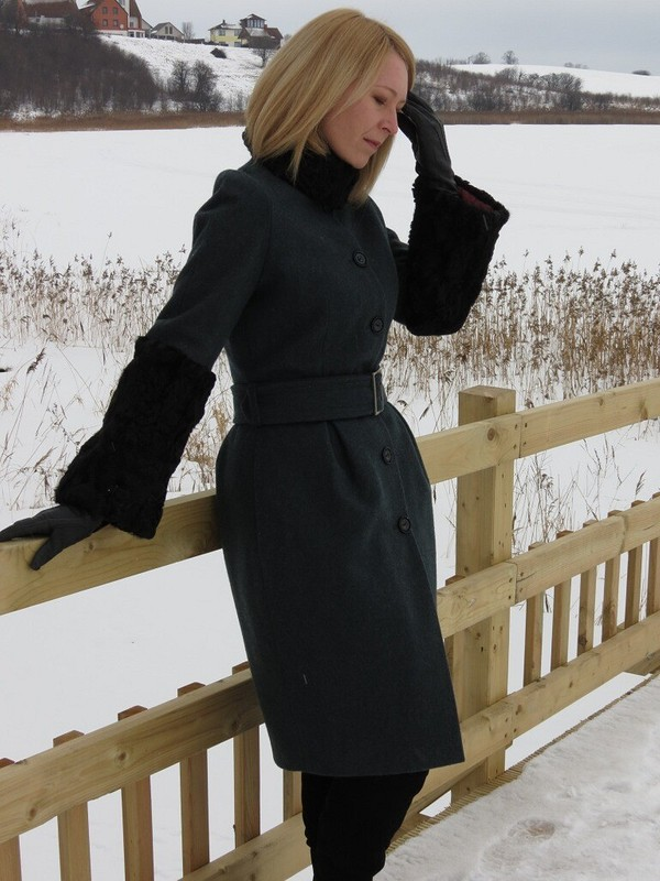 Пальто от jozikins