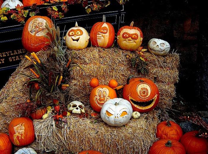 Все на«вечер всех святых» или наХэллоуин!