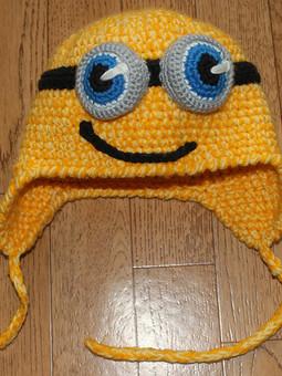 Работа с названием Веселые шапки