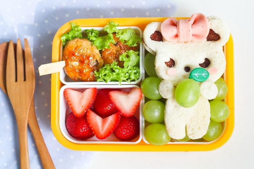 Вкусно икрасиво: обед дляшкольника