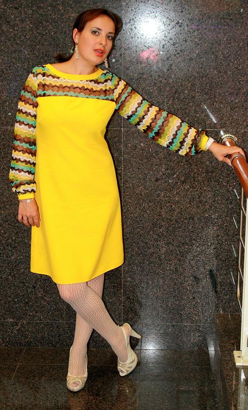 Платье, достойное большего