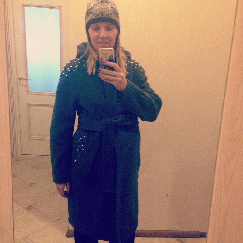 Пальто женское зимнее набеременность от Emerald Bay