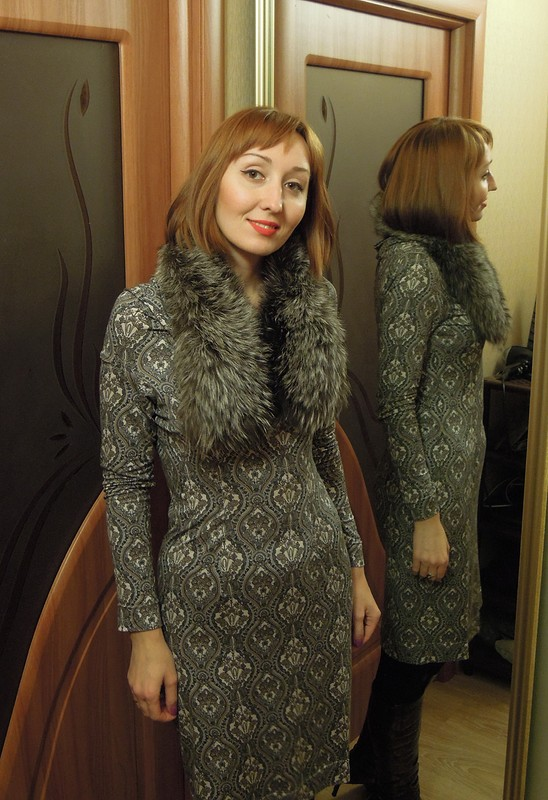 Быстроплатье от Elegance