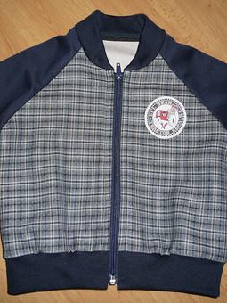 Работа с названием Куртка для мальчика