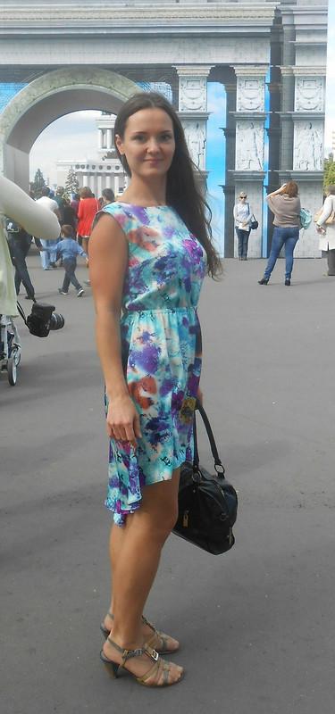 Платье любимое от Марина Вокуева