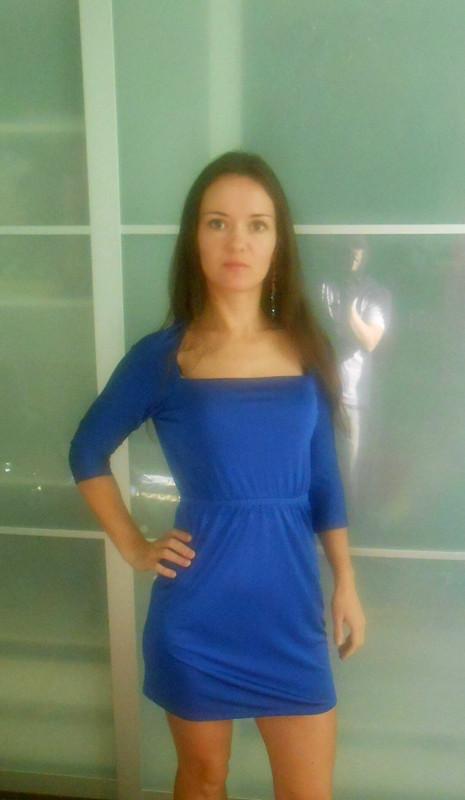 Платье от Марина Вокуева