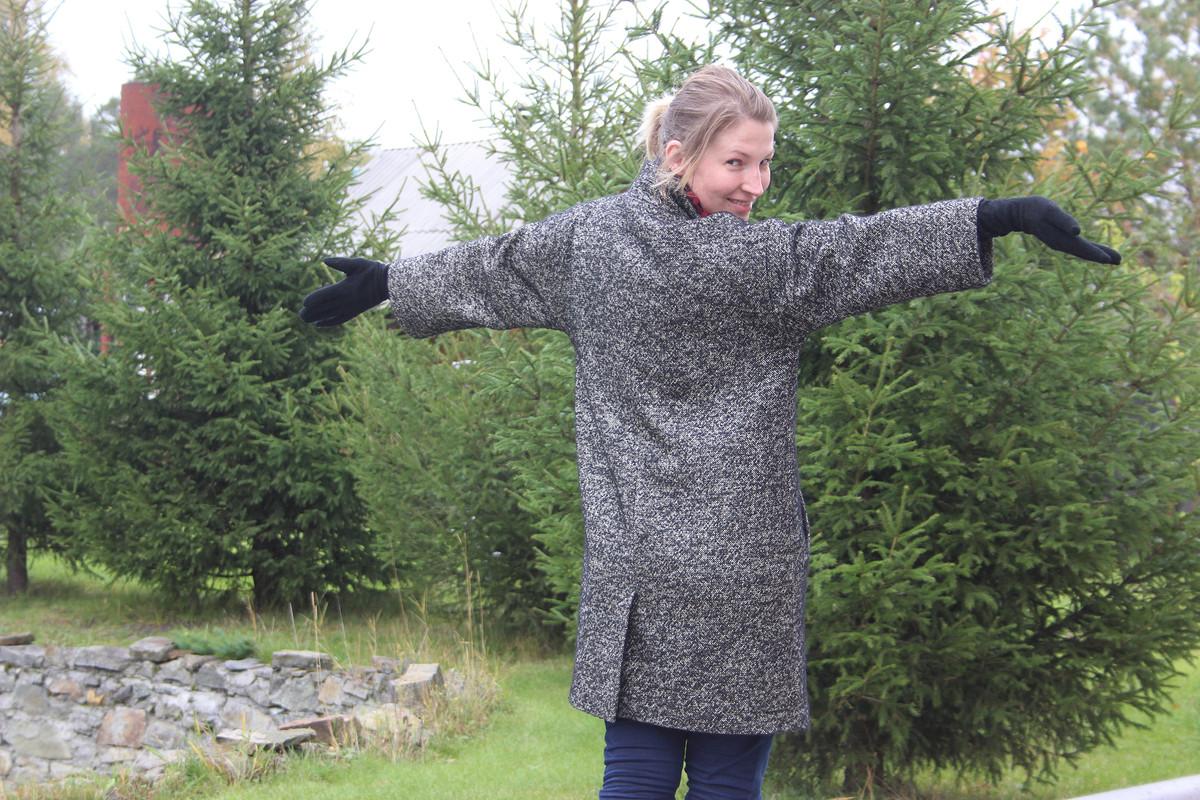 мое первое пальто от luska2703