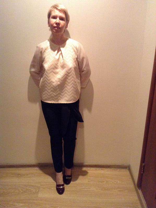 Милая блузочка от Zhuzhuk