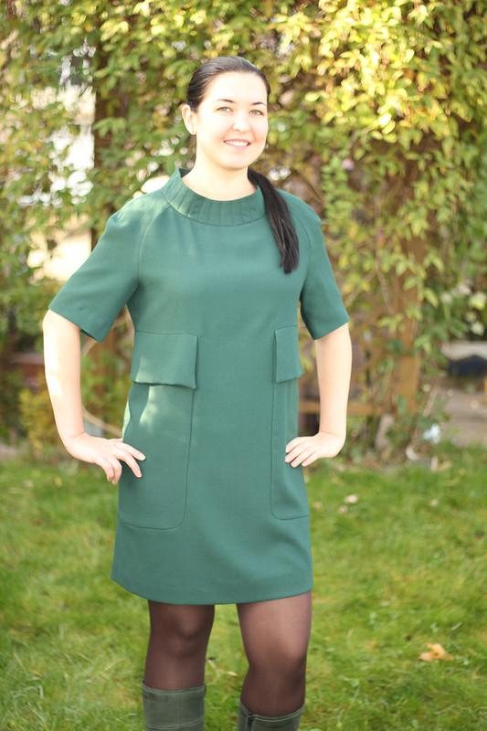 Платье почтальона