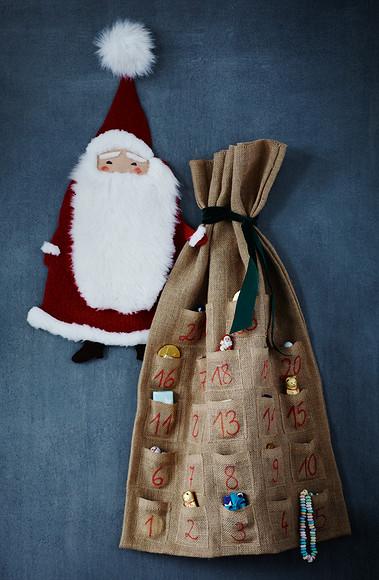 Шьем Деда Мороза