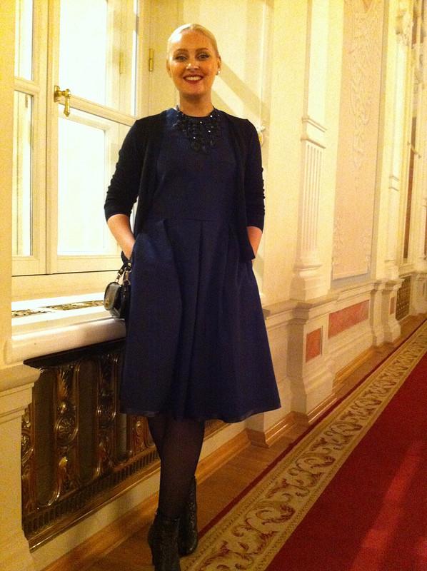 Платье особого назначения от Inna M