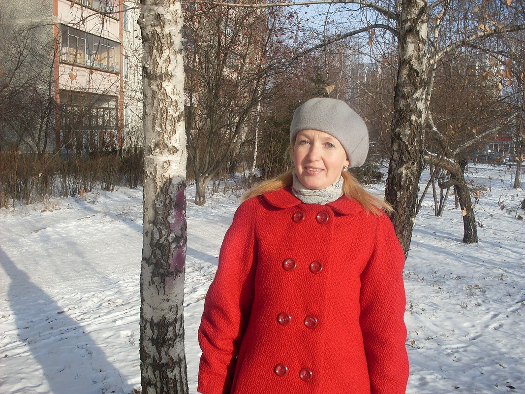 Зимнее , малиновое... от Klarissa46