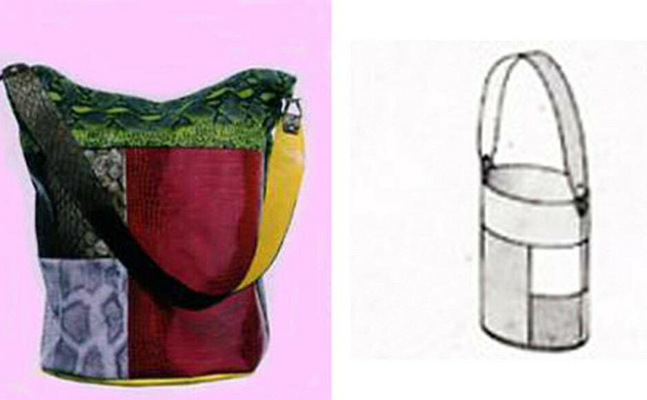 Гламурная сумка