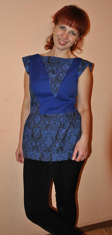 Недо-платье пере-туника