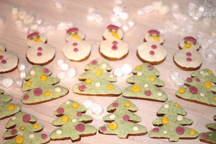 Медовые пряники кРождеству