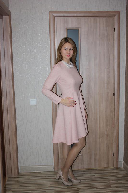 теплое платье от Светлана Муллаянова