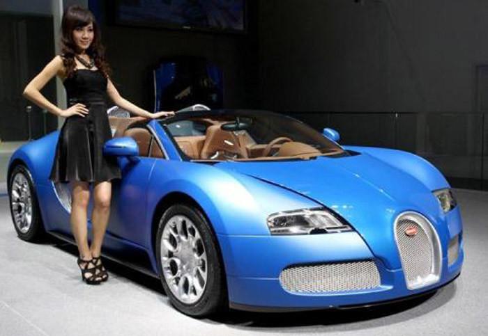 Bugatti: Lifestyle