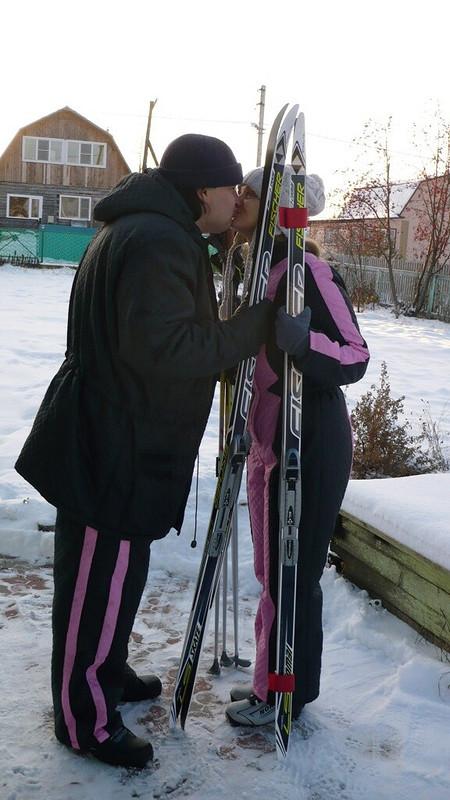 Лыжный костюм длямужа от natalisorel