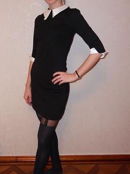 Работа с названием Выстраданное платье :))))))))) но такое любимое