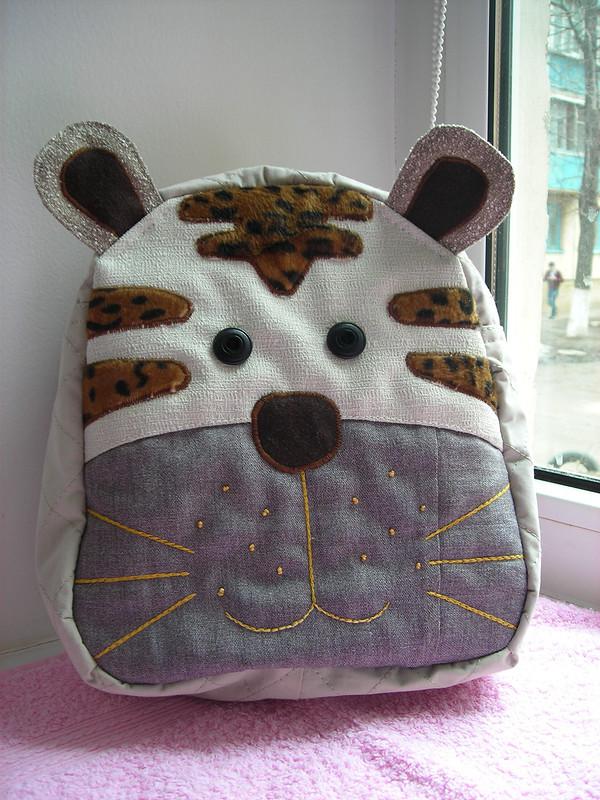 Рюкзачок-тигренок