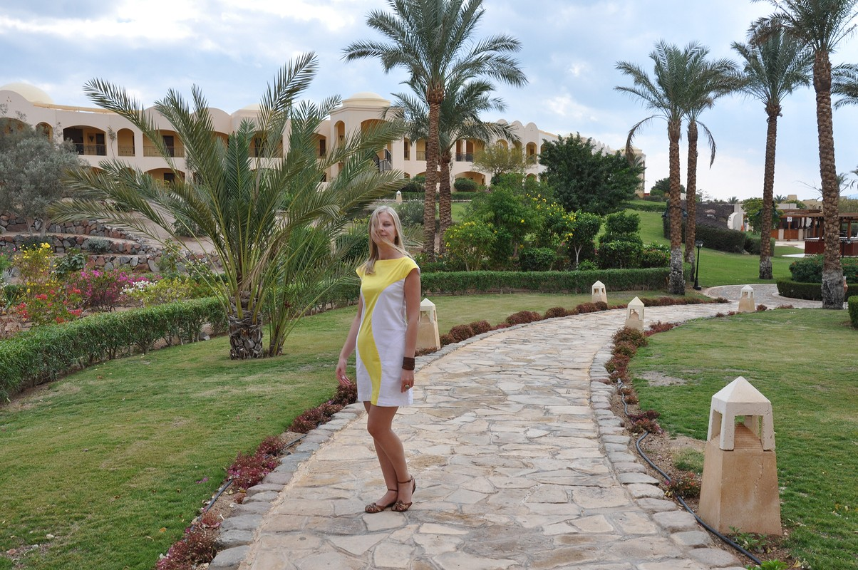 Солнечное платье от Nataskys