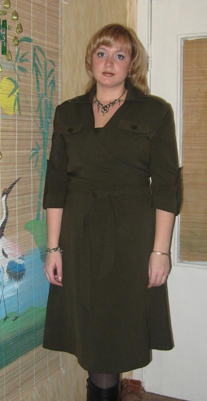 Деловое платье от Труженица